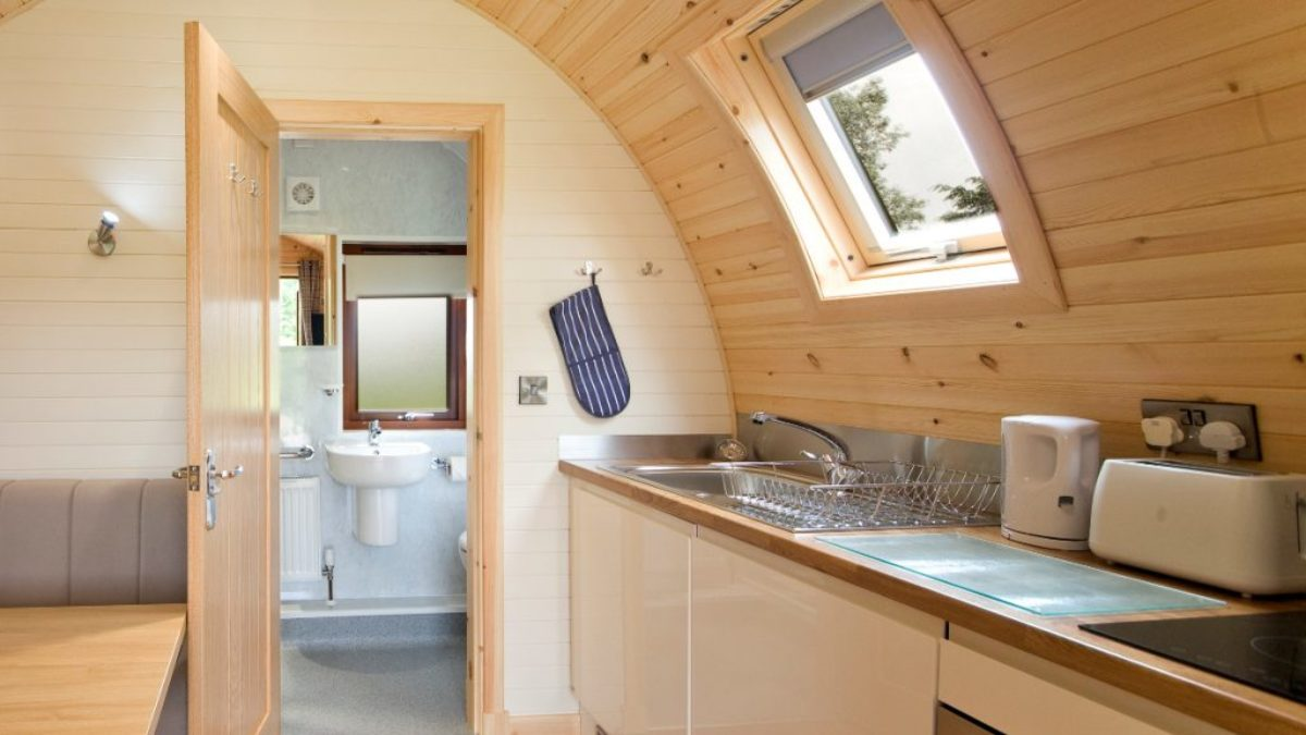 Luxury Glamping Pods Scotland