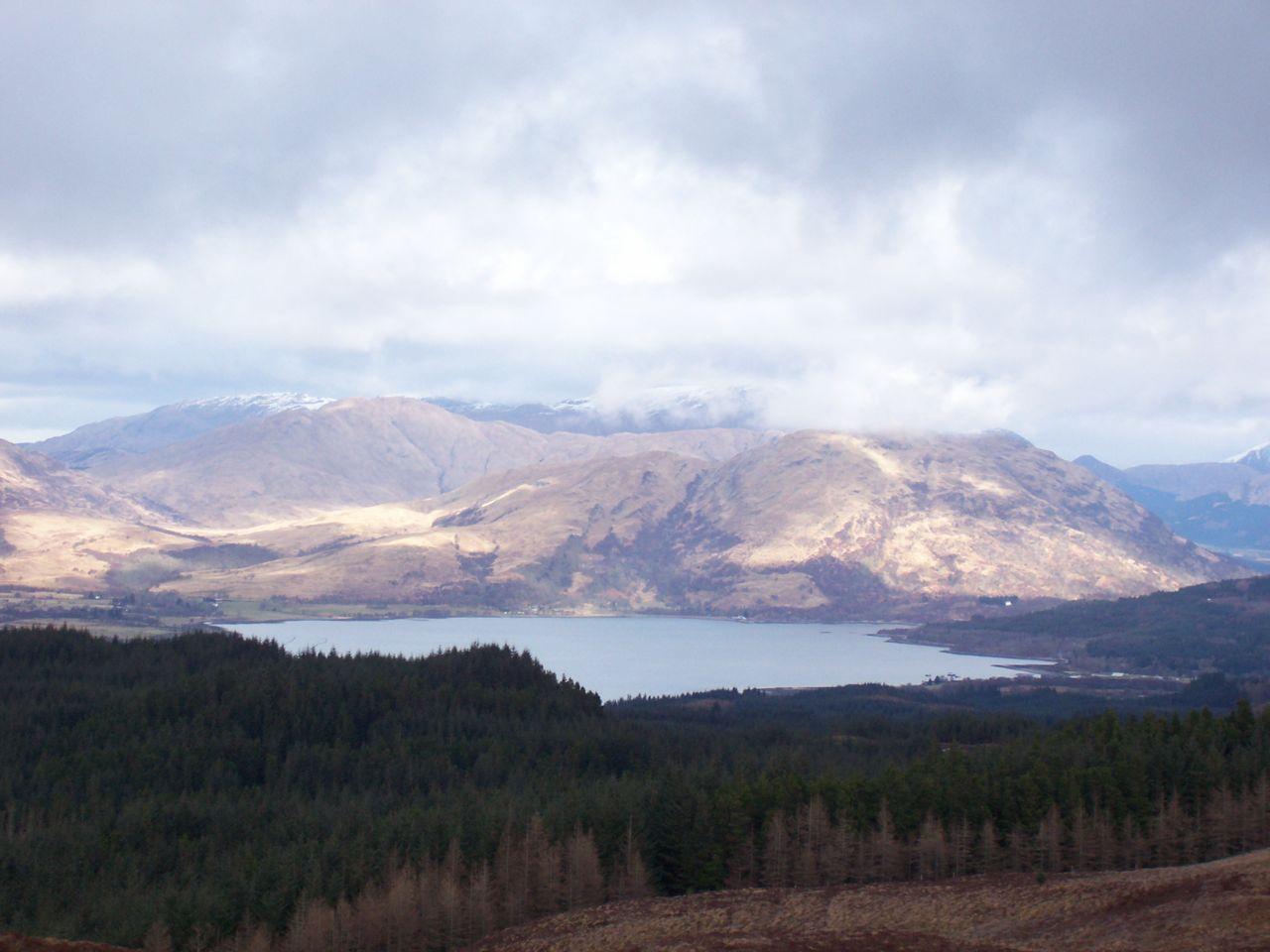 Stunning Scenery - Benderloch - Scotland