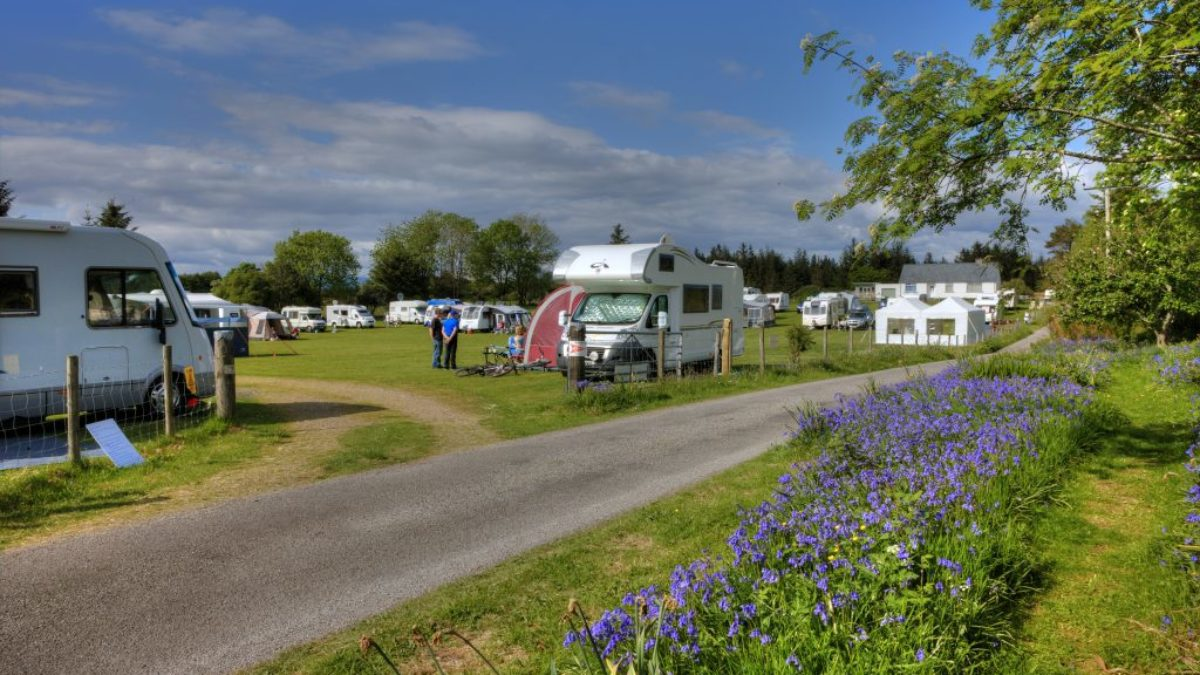 Touring-Pitches-Oban-Argyll-Scotland