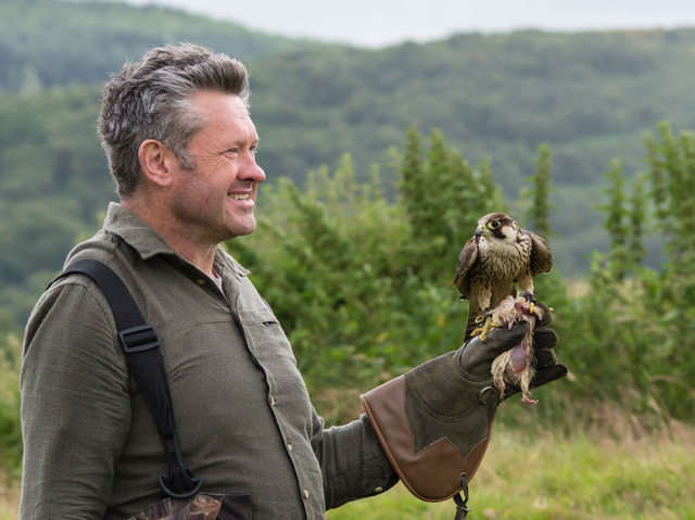 Finn Falconry founded by Paul Finnigan