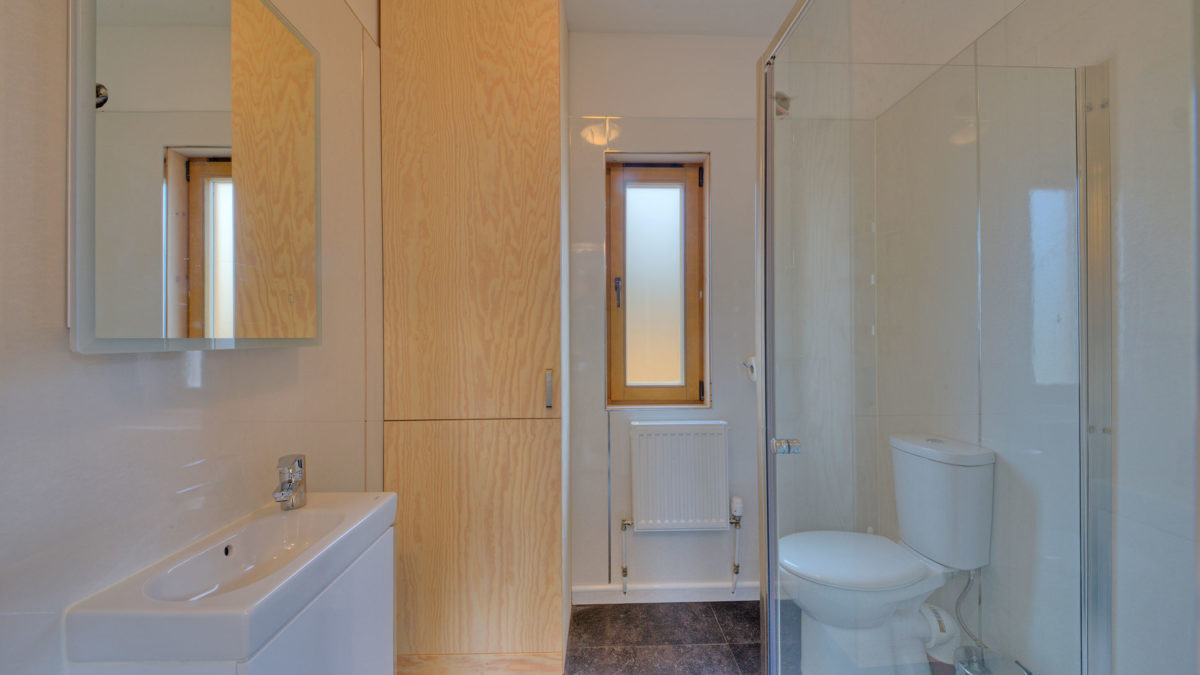 The Argyll Glamping Pod Bathroom